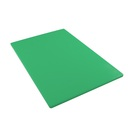 Prepara Chopping Board Green Poly 45x30x1.2cm