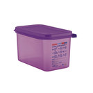 Allergen Airtight Container GN 1/4 x 150mm