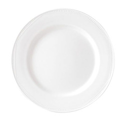 Monte Carlo Plate Ivory 15.75cm