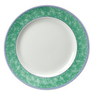 New Horizons Plate Green 25.4cm
