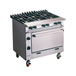 Falcon Chieftain Gas Range 6 Burner Heavy Duty