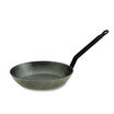 Frying Pan Black Iron 45cm