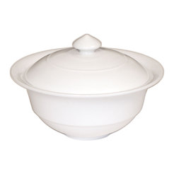 Aura Lid For Bowl B7167 White