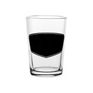 Conical Glass 7 oz with Blackboard