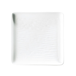 Elements-Water Trays Square White 30 x 30cm