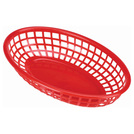 Fast Food Basket Red 23.5. x 15.4cm
