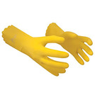 Polyco 274/5/6 Pura Lined Yellow PVC Glove