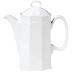 Monte Carlo Coffee Pot White 85.25cl