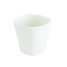 Bit On The Side Chip Mug Square White x 45.5cl