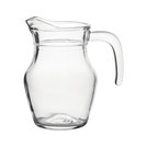 Studio 0.5 litre Glass Hook Handle Jug