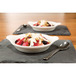 Cookware Dish Eared White Stackable 18