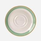 Rio Saucer For B9042GR B9022GR Green 11.75cm