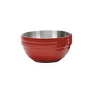 Red Round Insulated Serving Bowl 6.6 Litre