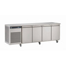 Foster Eco Pro Refrigerated Counter 4 Door