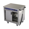 Victor HC20MS Plain Top Mobile Hotcupboard 980mm