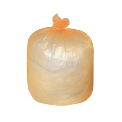 Coloured Refuse Sack 10KG Orange