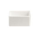 Purity & Divinity Bowl Square White 6 x 6cm