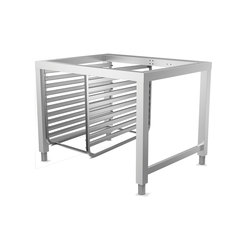Lainox GSP T10 GN Runner Stand for 10x1/1 Combi Oven