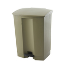 Step-on Bin 68L 50.2X41X67.3CM Beige