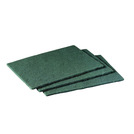 Scouring Pad 11.5 x 15cm Green