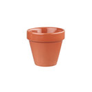 Bit On The Side Paprika Plant Pot 12oz