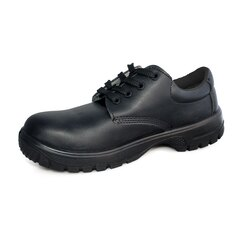 Black Safety Shoe Washable, Size 44