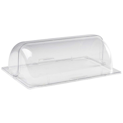 Polycarbonate GN 1/1 Roll Top Cover