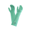 Ansell 37-185 Sol-Vex Plus Green Unflocked Gauntlet
