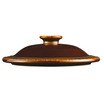 Rustics Lid For BD015 Stewpot Brown Stoneware