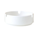 Monaco Ashtrays White Stackable 10.25cm