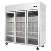 Atosa YCF9409 Project Series 3 Door Display Freezer