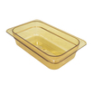 Gastronorm Container High Heat 1/4 65mm Amber