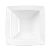 Energy Bowl Square White 10 x 10cm 5.5cl