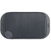 Griddle Black Cast Iron Oblong 48 x 26.5cm