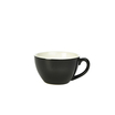 Royal Genware Bowl Shaped Cup 34cl Blk