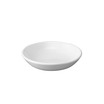 Whiteware Butter Dish 10cm