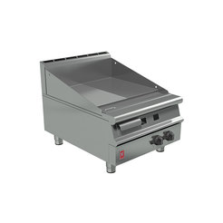 Falcon Dominator Plus Gas Ribbed Griddle