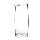 Tall n Slenda Jug 2 3/4pt Ice Lipped