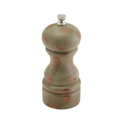 Antique Finish Salt/Pepper Grinder 13cm
