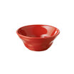 Froisse Crumple Bowl Red 40cl