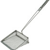 Chip Shovel Coarse Mesh Stainless Steel