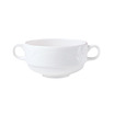 Bianco Handled Soup Cup White 28.5cl
