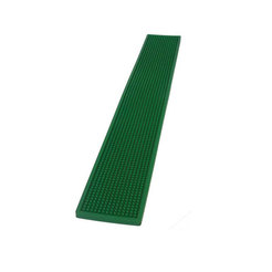 Extra Long Bar Mat Green 700 x 100mm