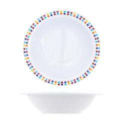 Melamine Mosaic Cereal Bowl 15cm 6 Inch
