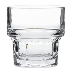 Stacking Gibraltar Spirit Glass 9oz