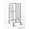 Gastronorm Storage Trolley - 15 Tier 2/1GN