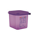 Allergen Airtight Container GN 1/6 x 150mm