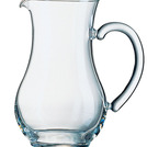 Pichet Plain Lip Glass Jug 2 1/3pt