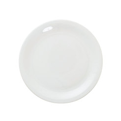 Great White Narrow Rim Plate 9.5 inch 24cm