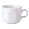 Monte Carlo Cup White Stackable 20cl